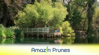Sunsweet Amaz!n Prunes TV Spot, 'Lakeside' - Thumbnail 1