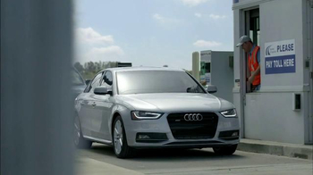 2015 Audi A4 TV Spot, 'Toll Booth' - Thumbnail 1