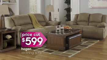 ashley furniture sale. ashley furniture homestore 3 day sale tv commercial u0027major markdownsu0027 ispottv s