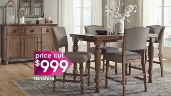 Ashley Furniture Homestore 3 Day Sale Tv Commercial 39 Major Markdowns 39