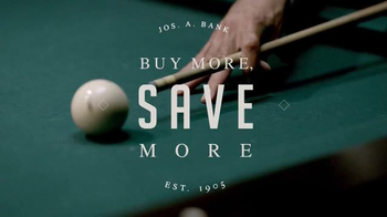 JoS. A. Bank Buy More, Save More Event TV Spot, 'Defined'