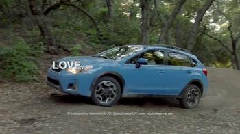 Subaru Crosstrek TV Spot, 'Crossroads' Song by The JuJus - Thumbnail 9