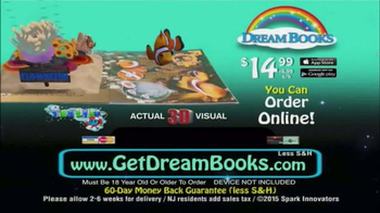 Dream Books TV Spot, 'Where Learning Comes to Life' - Thumbnail 8