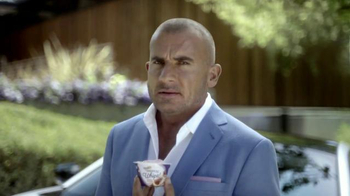 Yoplait Greek 100 Whips! TV Spot, 'Texture' Featuring Dominic Purcell