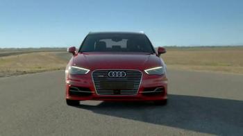 Audi A3 e-tron TV Spot, 'Charge'