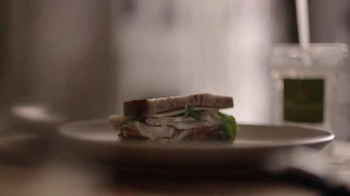 Panera Bread Roasted Turkey Apple & Cheddar Sandwich TV Spot, 'Many Ways' - Thumbnail 1