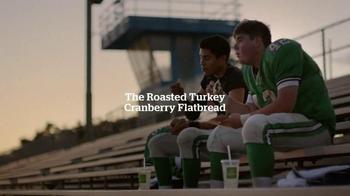 Panera Bread Roasted Turkey Apple & Cheddar Sandwich TV Spot, 'Many Ways' - Thumbnail 8