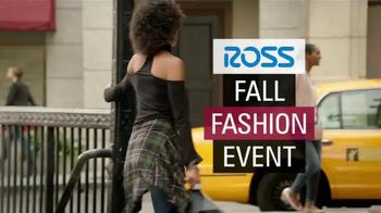 Ross Fall Fashion Event TV Spot, 'Escalator'