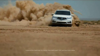 2017 Acura MDX TV Spot, \'Wake\' Song by Beck