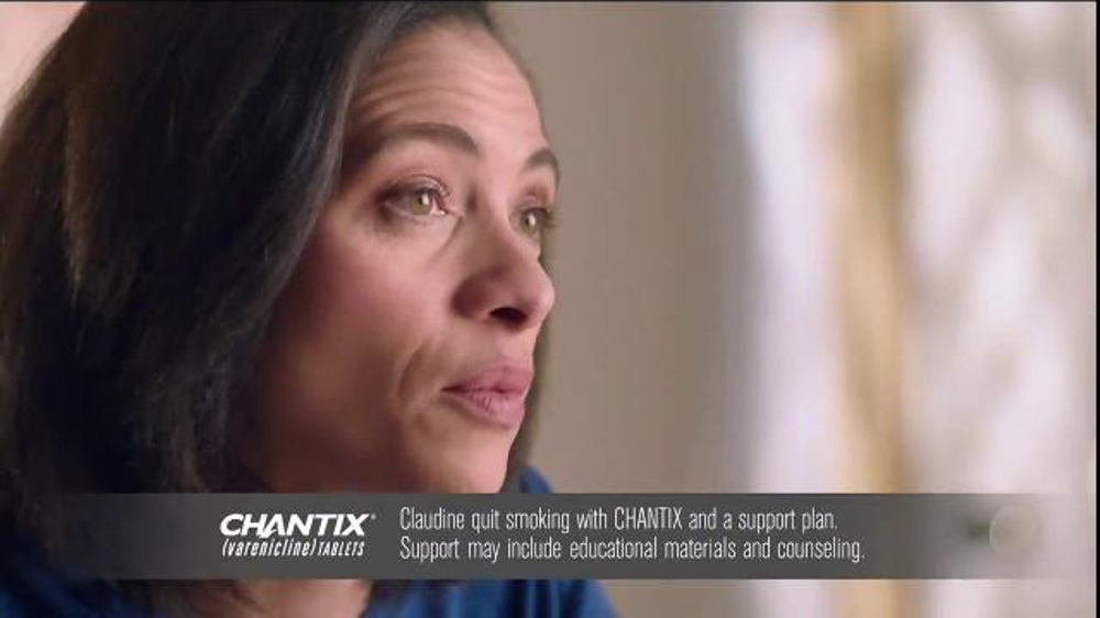 who is billy from chantix commercial