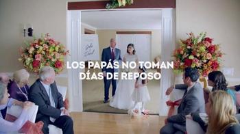 Vicks DayQuil Severe Cold & Flu TV Spot, 'Día de la boda' [Spanish]