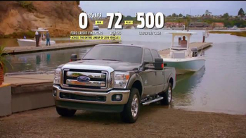 Ford Freedom Sales Event TV Spot, 'Labor Day Cash' Song by Pitbull - Thumbnail 4
