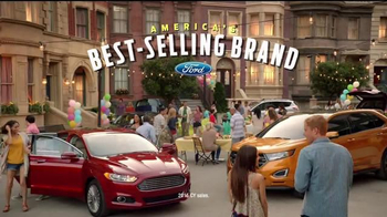 Ford Freedom Sales Event TV Spot, 'Labor Day Cash' Song by Pitbull - Thumbnail 7