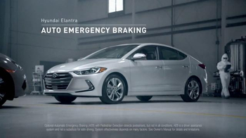 2017 Hyundai Elantra TV Spot, 'Better Is the Reason: Crusher'