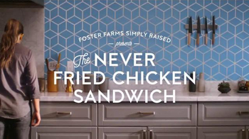 Foster Farms Thin-Sliced Breast Fillets TV Spot, 'Never Fried'