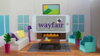 Wayfair TV Spot, 'Find It'