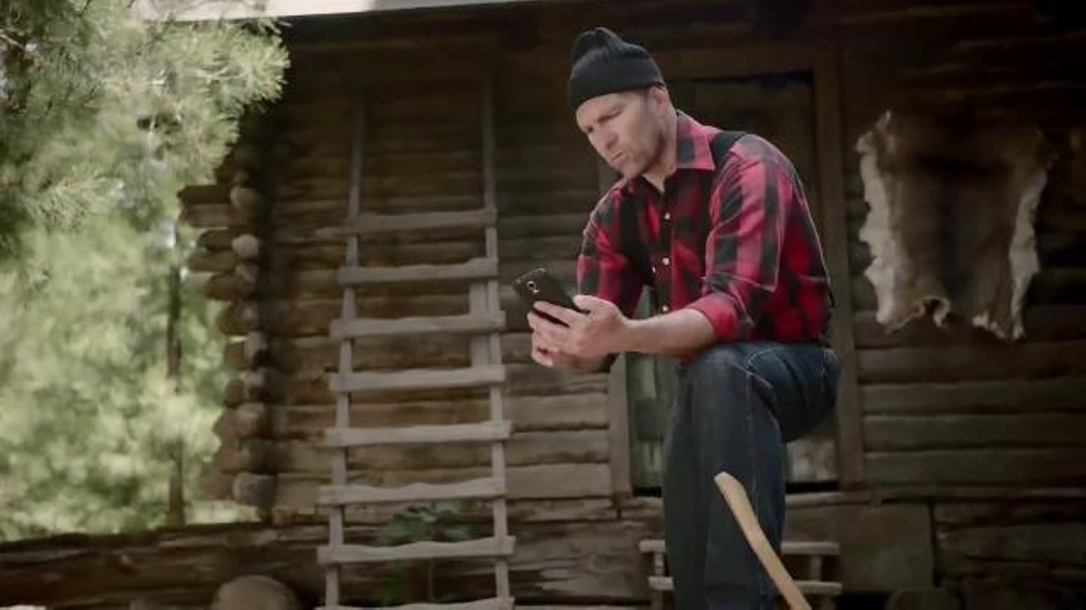 Safe Auto Quotes Safeauto Tv Commercial 'terrible Quotes Lumberjack Walls