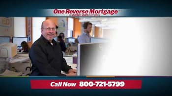 One Reverse Mortgage TV Spot, 'Home Equity Conversion Mortgage Program'
