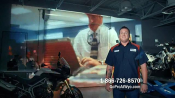 WyoTech TV Spot, 'Patrick'