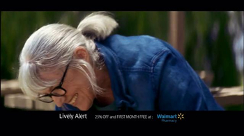 GreatCall Lively Alert TV Spot, \'Dog Volunteer\' Featuring John Walsh