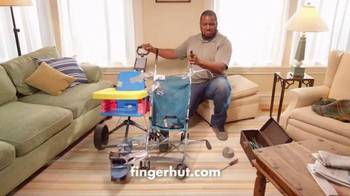 FingerHut.com TV Spot, 'Dad's DIY Bunk Bed'