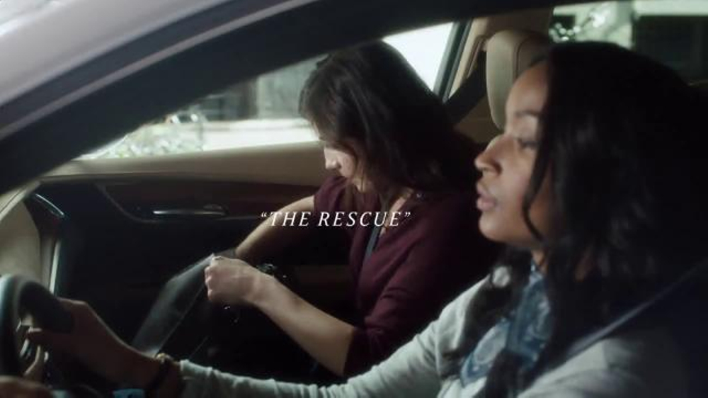 2017 Cadillac Xt5 Tv Commercial The Rescue Ispot Tv