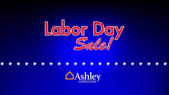 Ashley Homestore Labor Day Sale Tv Commercial 39 House Full Of Furniture 39