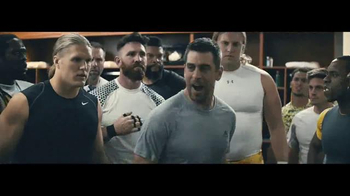 State Farm TV Spot, 'Pep Talk' Featuring Clay Matthews, Aaron Rodgers - 2039 commercial airings
