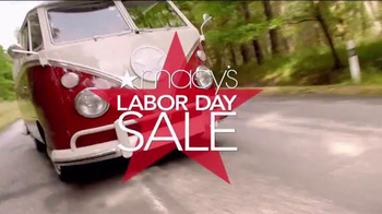 Macy's Labor Day Sale TV Spot, 'Canoeing'