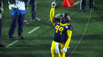 Pac-12 Conference TV Spot, '360 Degrees: Excellence'