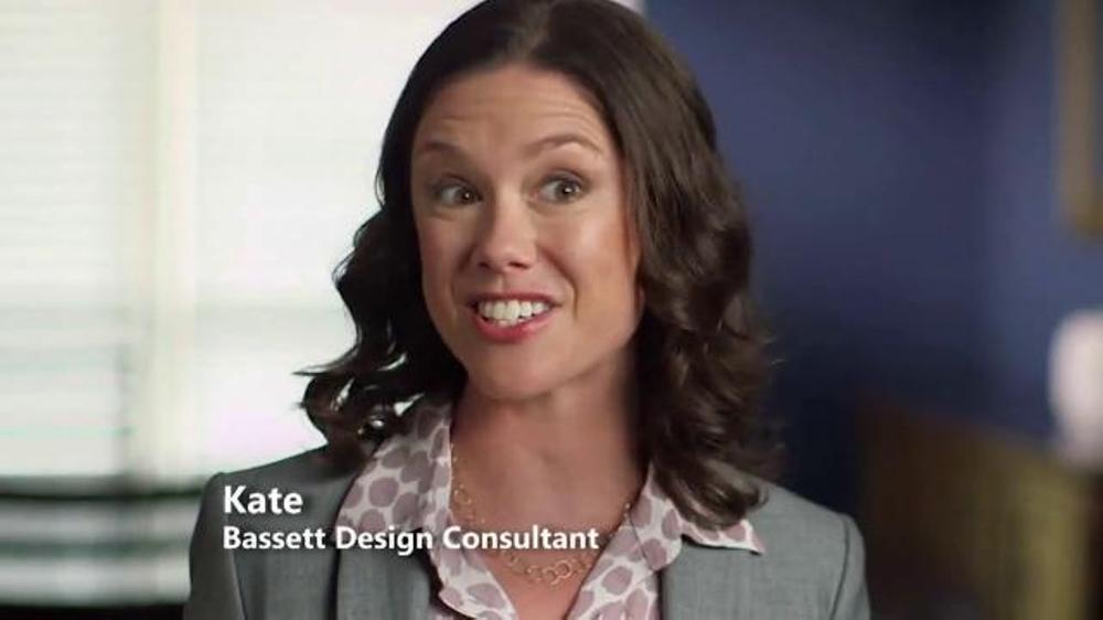 Bassett Labor Day Sale Tv Commercial, 'Hgtv Home Design Studio