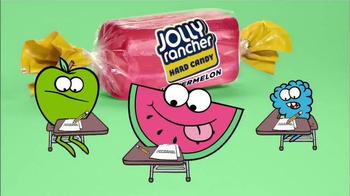 Jolly Rancher Watermelon TV Spot, 'Back to School'