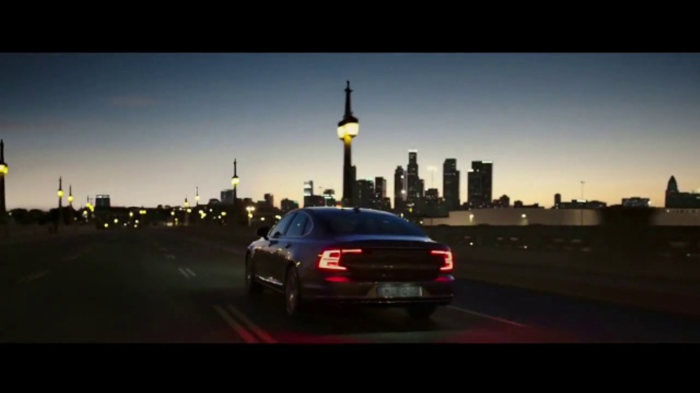 Volvo S90 TV Commercial, 'The Open Road' - iSpot.tv