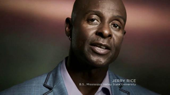 NCAA TV Spot, \'Opportunity\' Featuring Jerry Rice