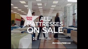 mattress firm tempur pedic tv spot. Black Bedroom Furniture Sets. Home Design Ideas