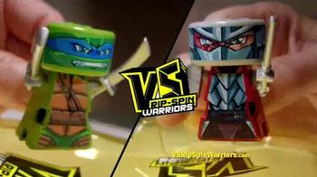 VS Rip-Spin Warriors: Leonardo VS Shredder thumbnail