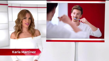 Colgate Total Advanced TV Spot, 'Bacteria' con Karla Martínez [Spanish]