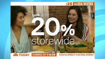 Ashley Homestore Labor Day Sale TV Spot, 'Beds, Sofas & Dining Sets'