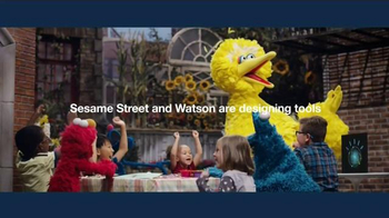 IBM TV Spot, 'IBM Watson on Sesame Street' - Thumbnail 9
