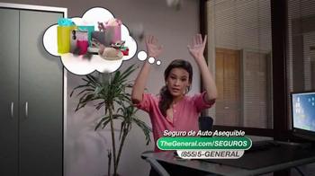 The General TV Spot, 'Tirar dinero' [Spanish]