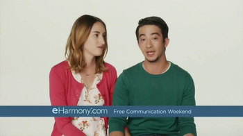 E harmony speed dating commercial