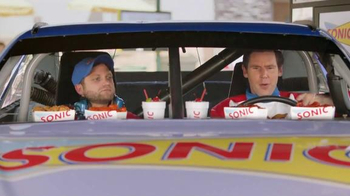 Sonic BOGO Wing Night TV Spot, 'NBC Sports Network: NASCAR' - 12 commercial airings