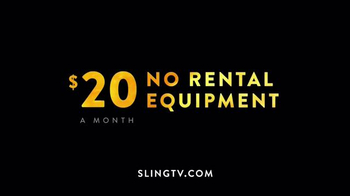 Sling TV Spot, 'Stop Paying Evil Cable Companies' Featuring Danny Trejo - Thumbnail 6