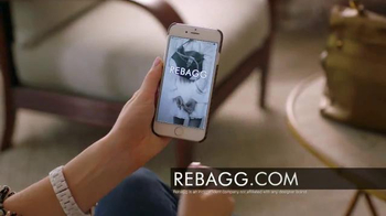Rebagg TV Spot, 'Luxury Handbags'