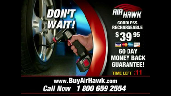 Air Hawk TV Spot, 'Revolutionary' - Thumbnail 7