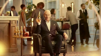 Strongbow Hard Cider TV Spot, 'Impressive Flavors' Feat. Patrick Stewart