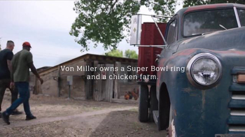 NFL TV Spot, 'Football Is Family: Von Miller's Chicken Farm' Ft. Von Miller