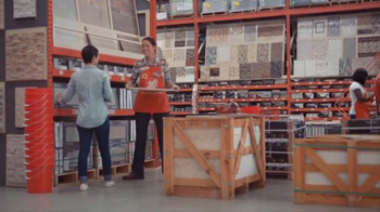 The Home Depot TV Spot, 'Tile Fake Out'