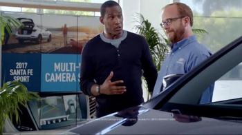 2017 Hyundai Santa Fe Sport TV Spot, 'Technology'