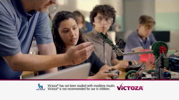 Victoza TV Spot, 'Moment of Truth: Ivette & Jim' - Thumbnail 5
